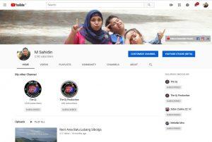Memulai Ngeblog untuk Google AdSense Youtube